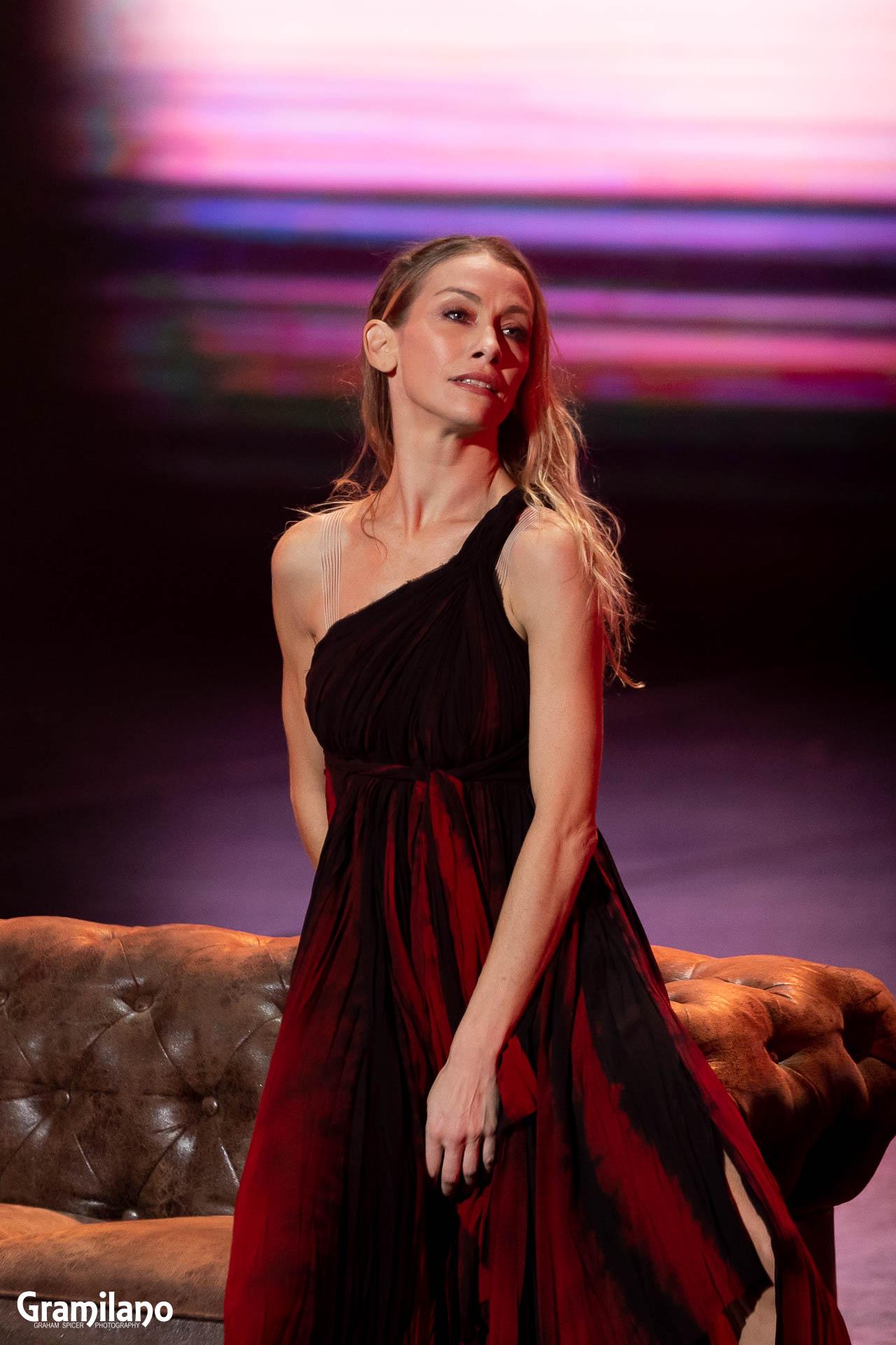 Eleonora Abbagnato in Giuliano Peparini's 4 stagioni