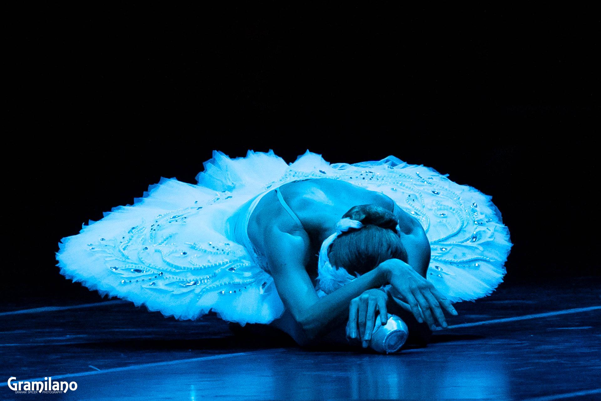 Iana Salenko in The Dying Swan