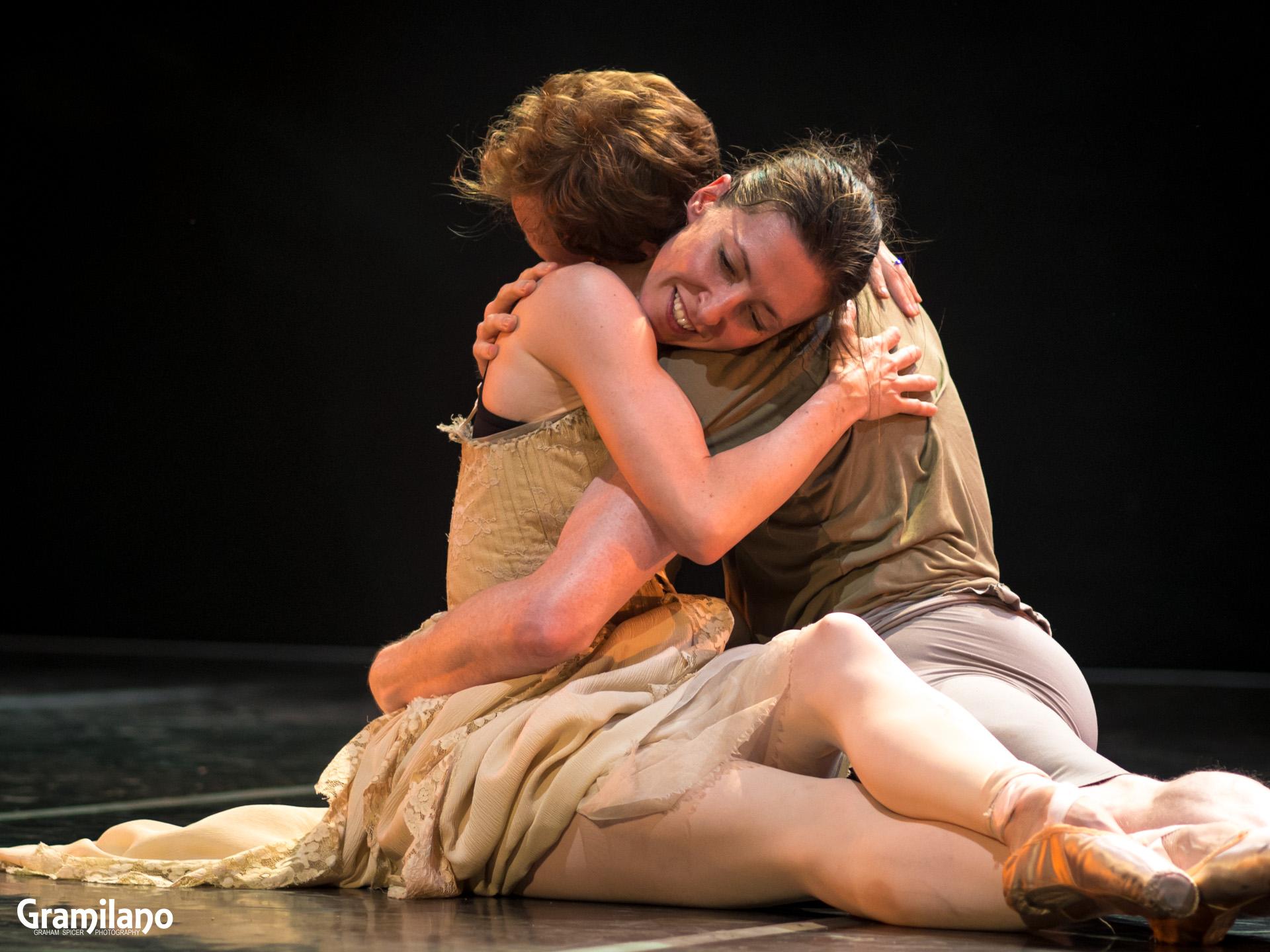 Mara Galeazzi and Edward Watson in MacMillan's Manon