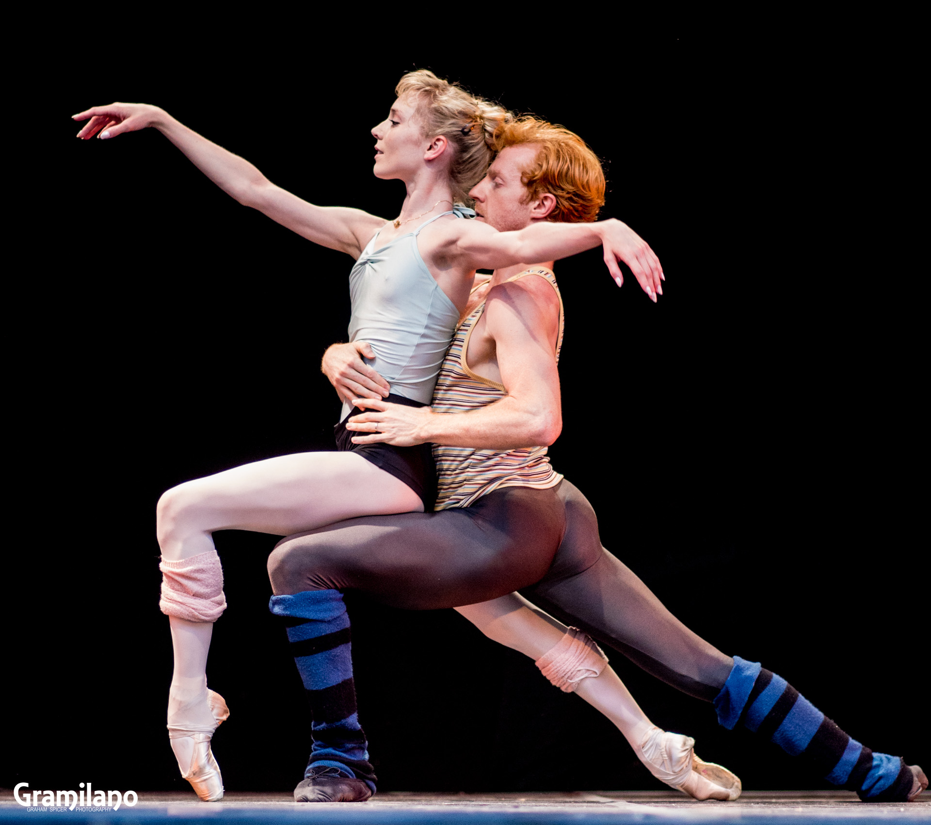 Sarah Lamb and Steven McRae in Alastair Marriott's In the Hothouse