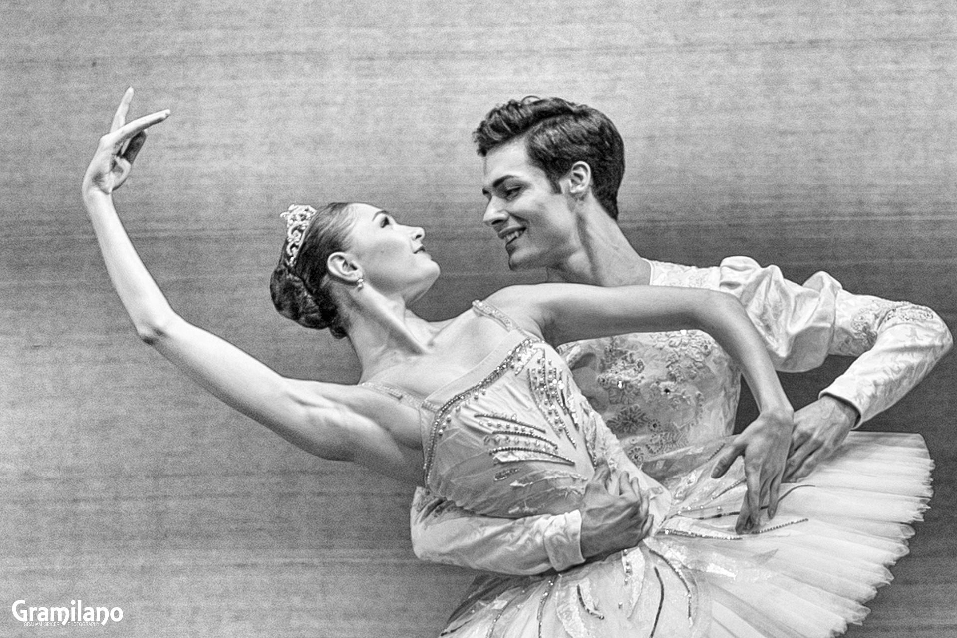 Alena Kovaleva and Jacopo Tissi in Grand Pas Classique