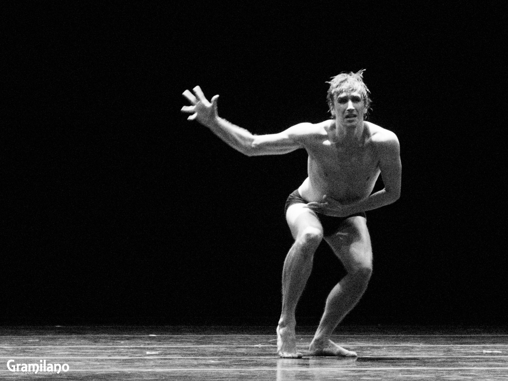 Andrey Merkuriev in his own work, Shout
