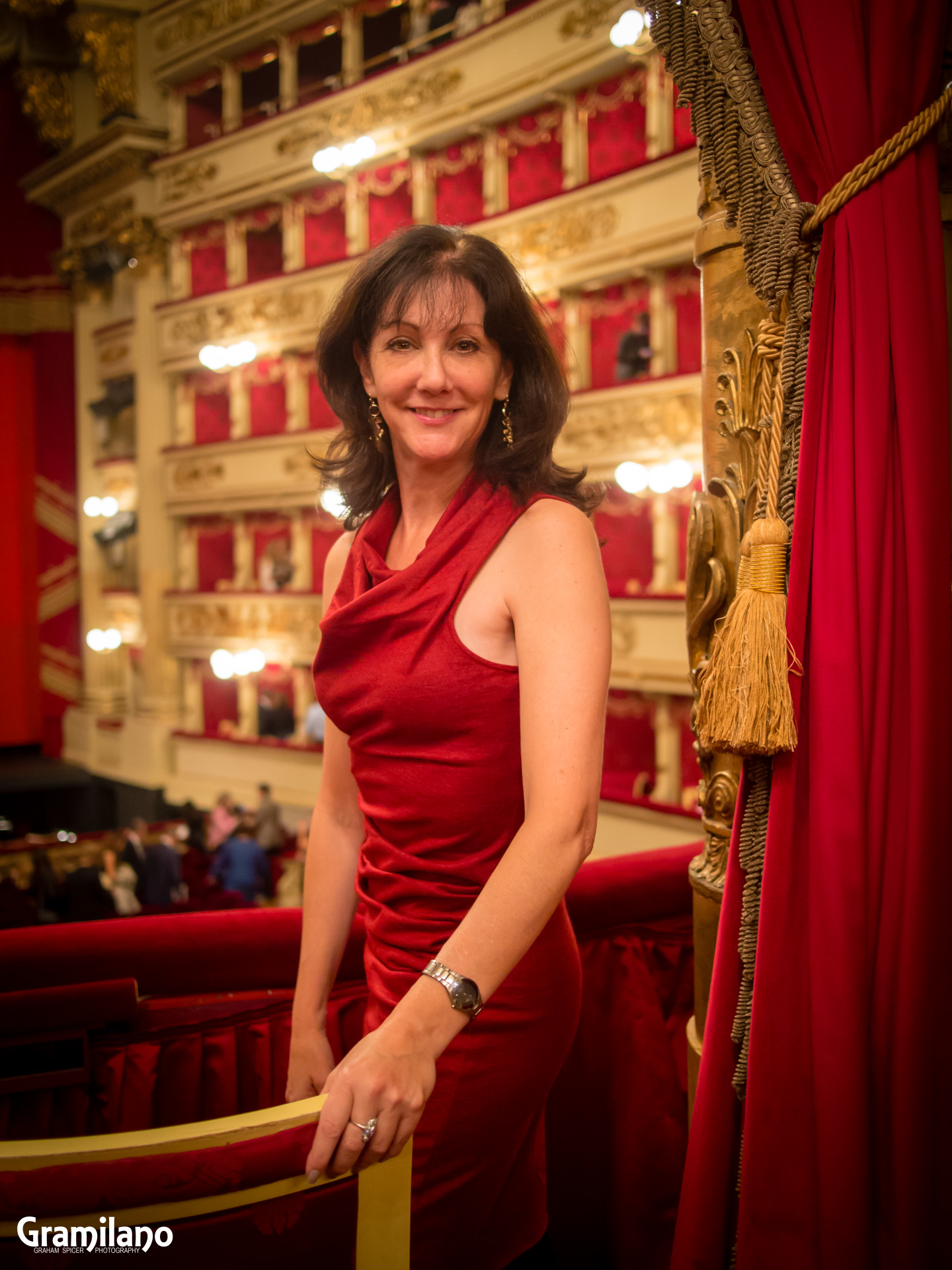 Cynthia Harvey (American Ballet Theatre - The Royal Ballet)