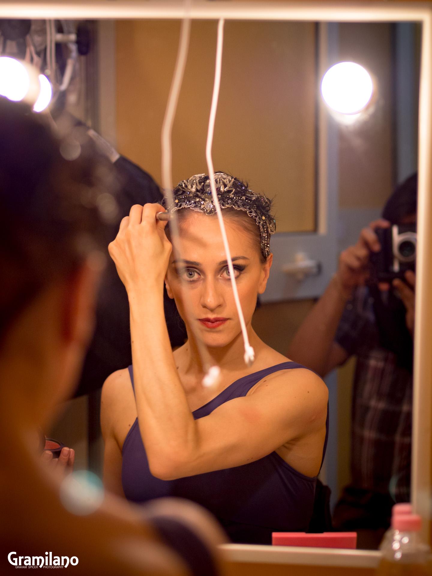 Marianela Nuñez (The Royal Ballet)