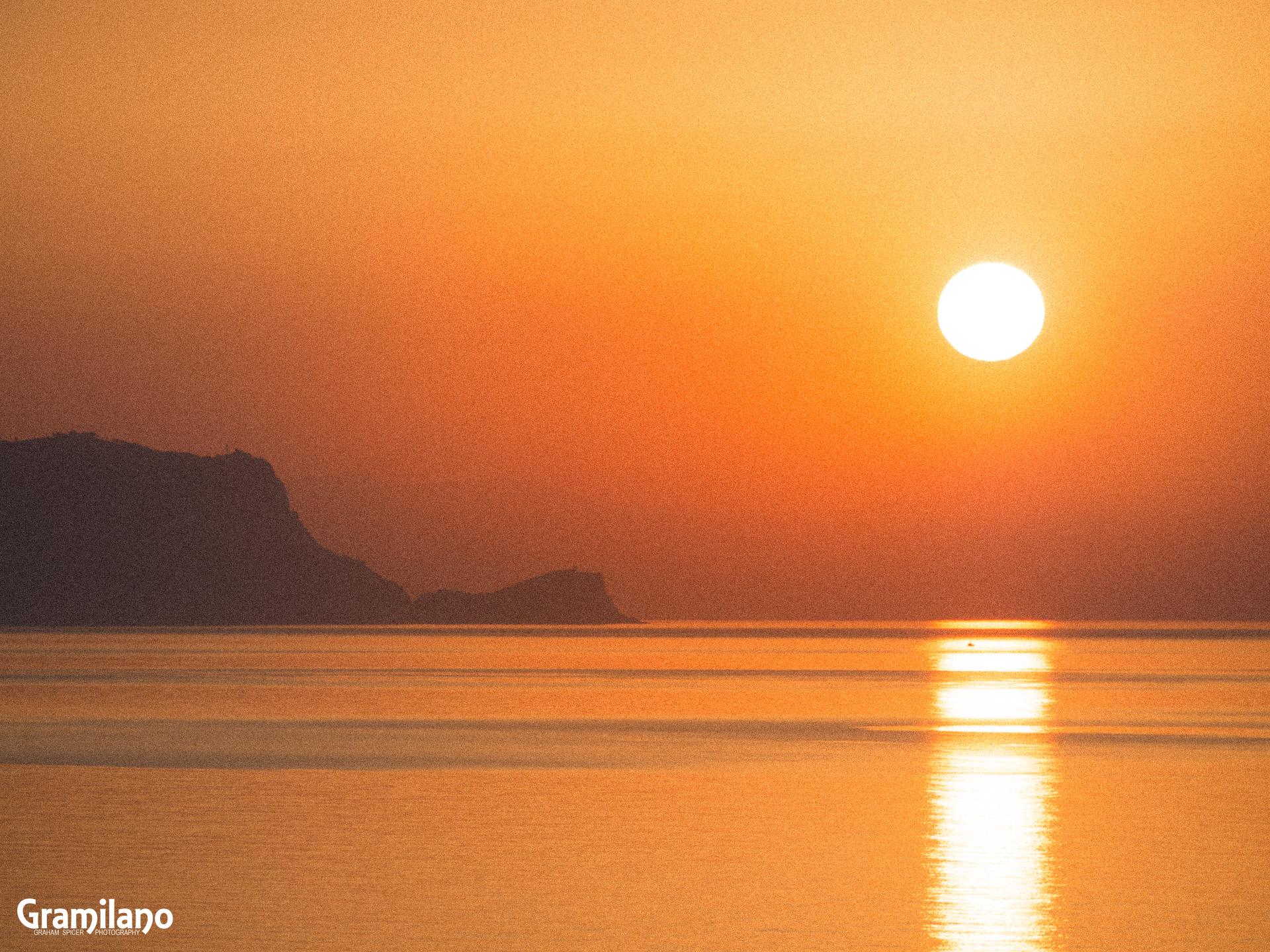 Ligurian Sunrise